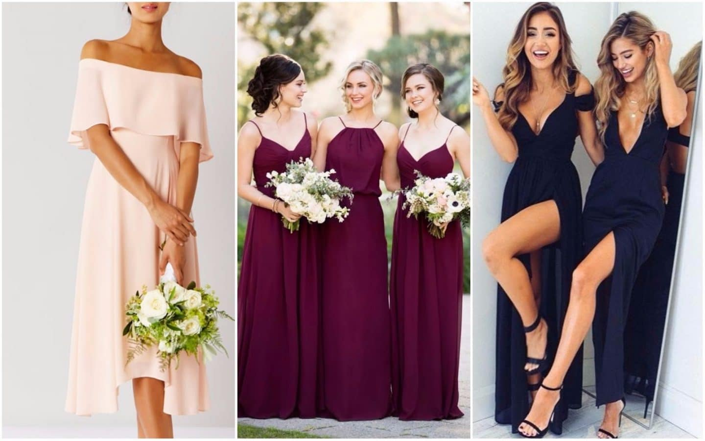 Bridesmaid Dress Colours