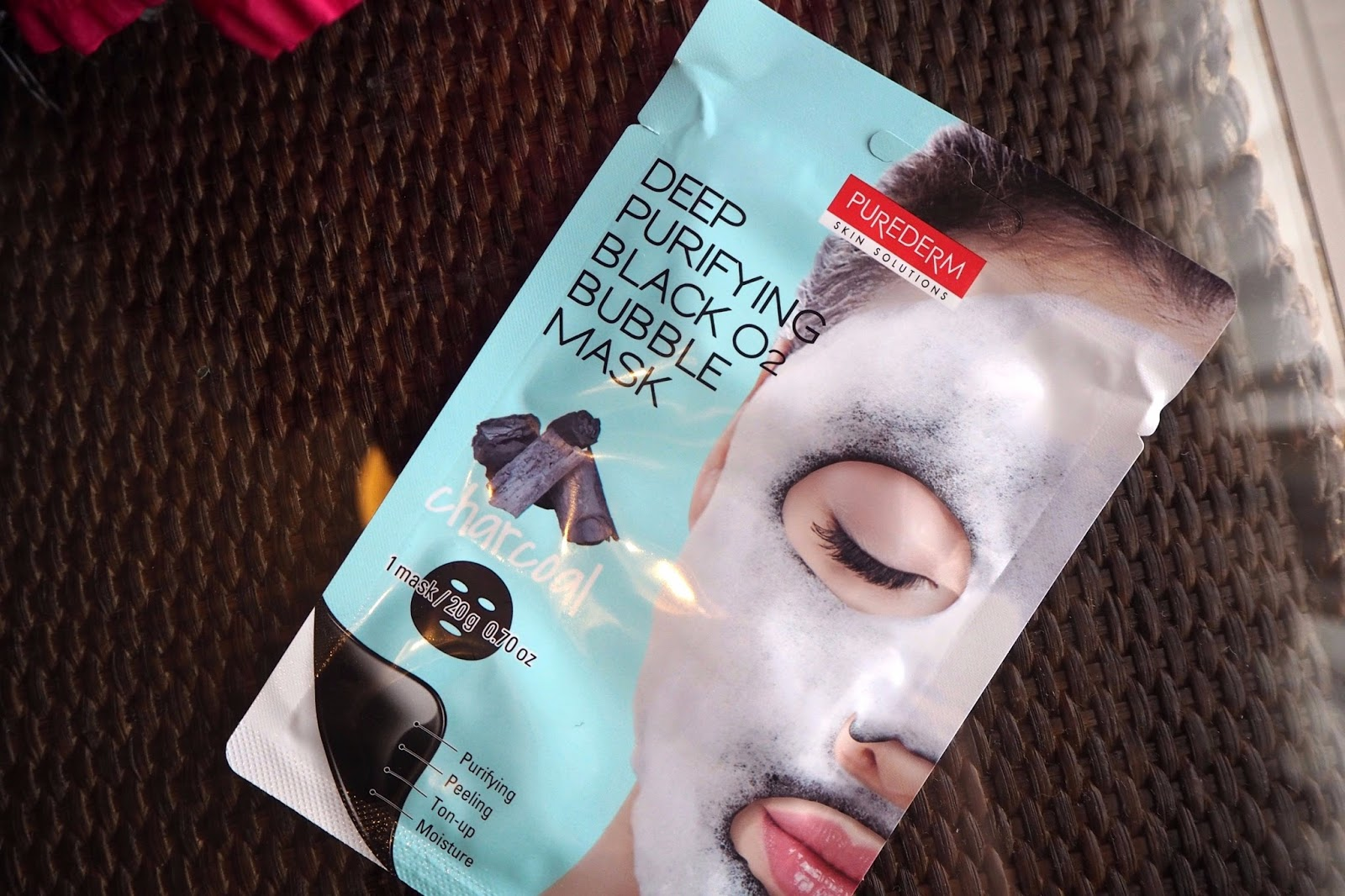 Bubble Mask Packaging