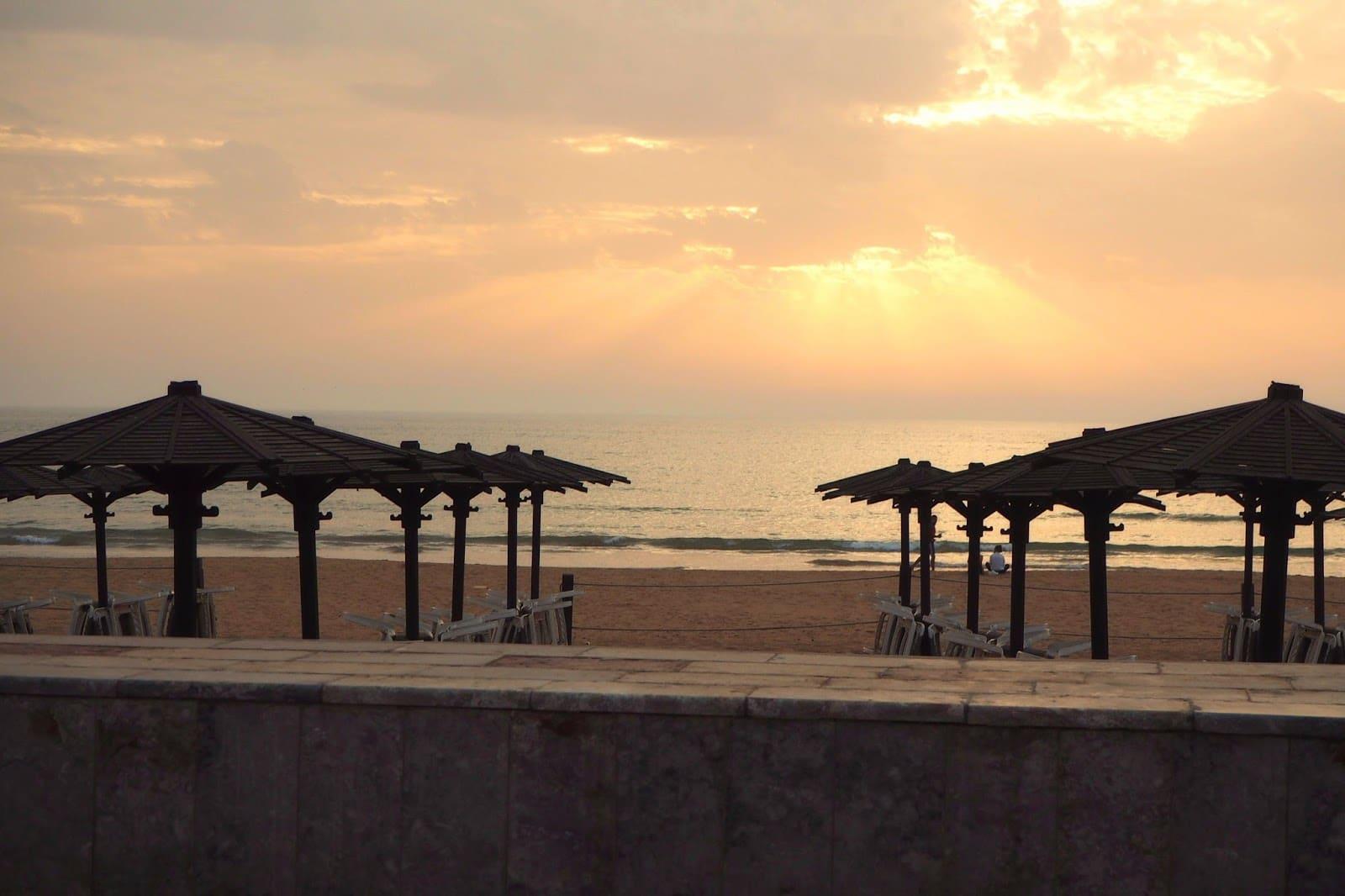 Agadir Beach View
