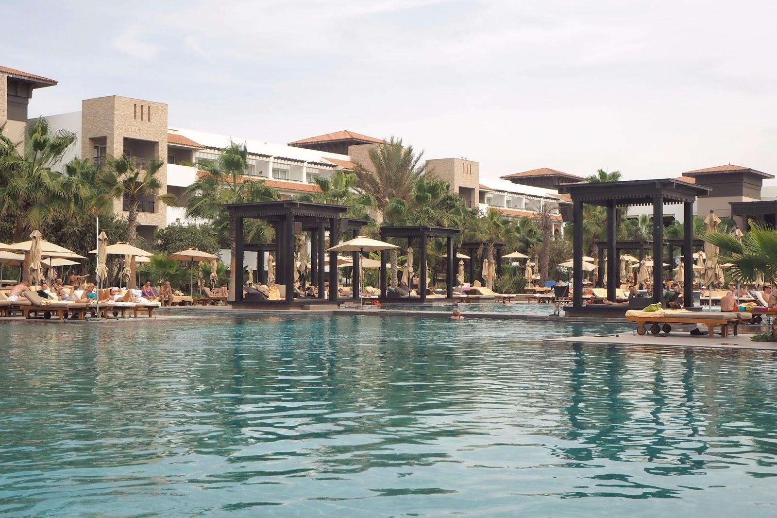 Tikida Palace Poolside