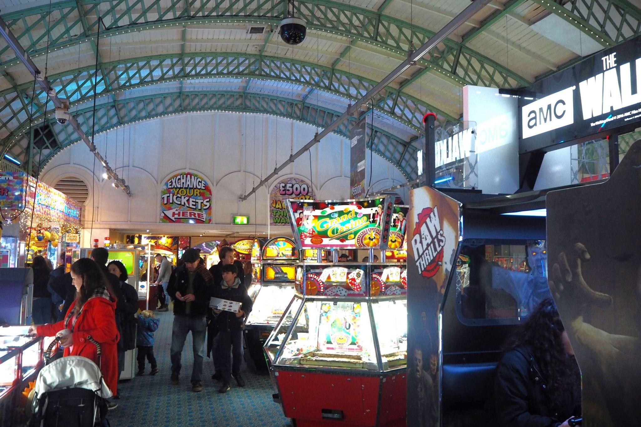 Arcade Amusements