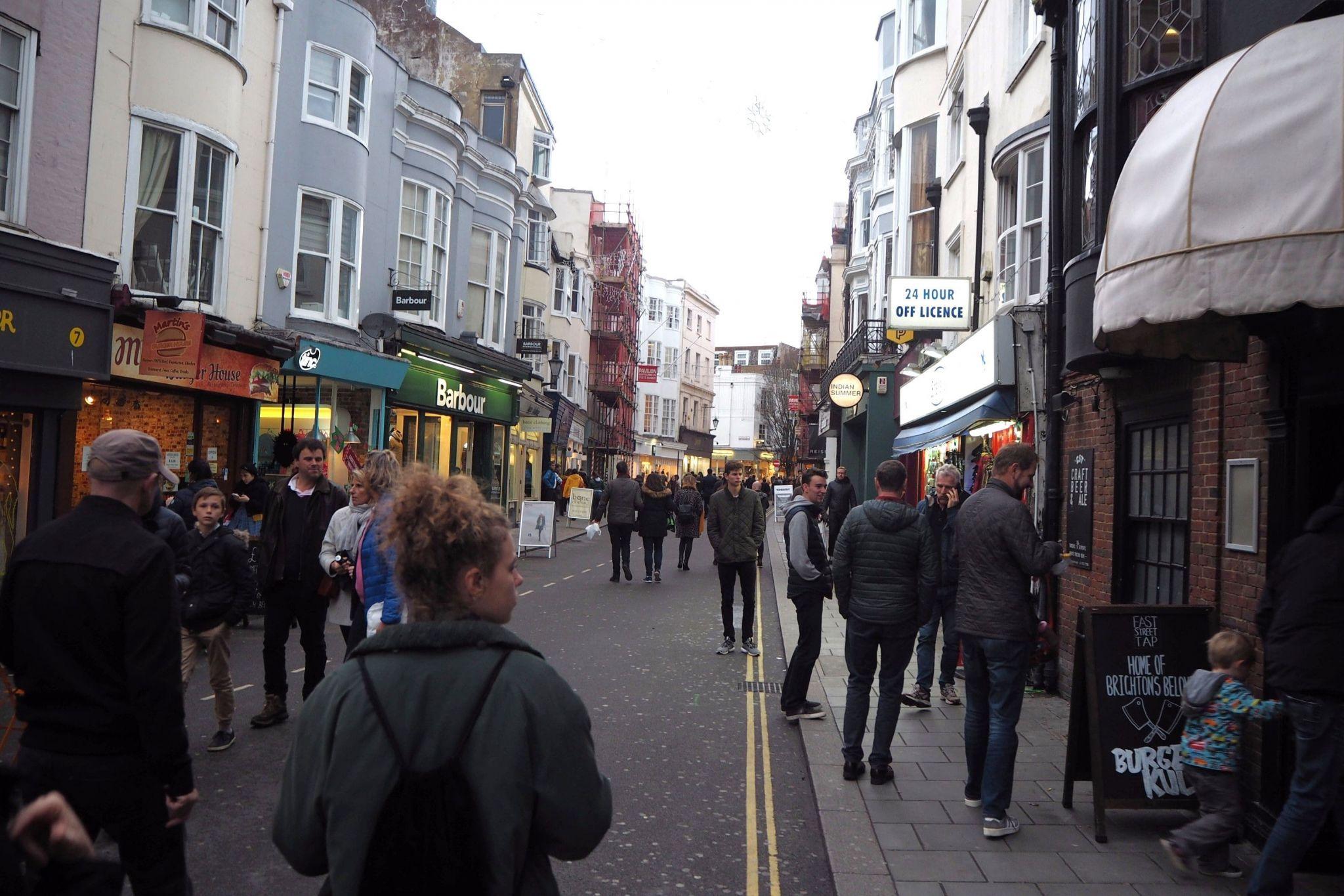 Brighton High Street