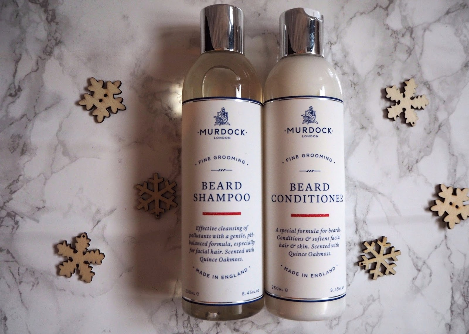 Murdock Shampoo and Conditioner