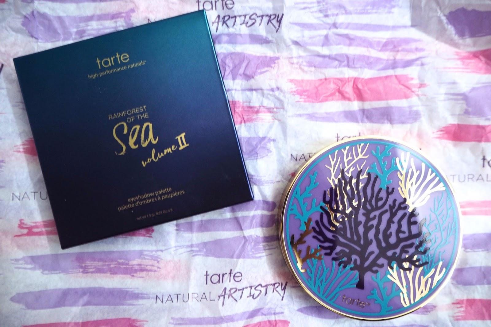 Rainforest Tarte Packaging