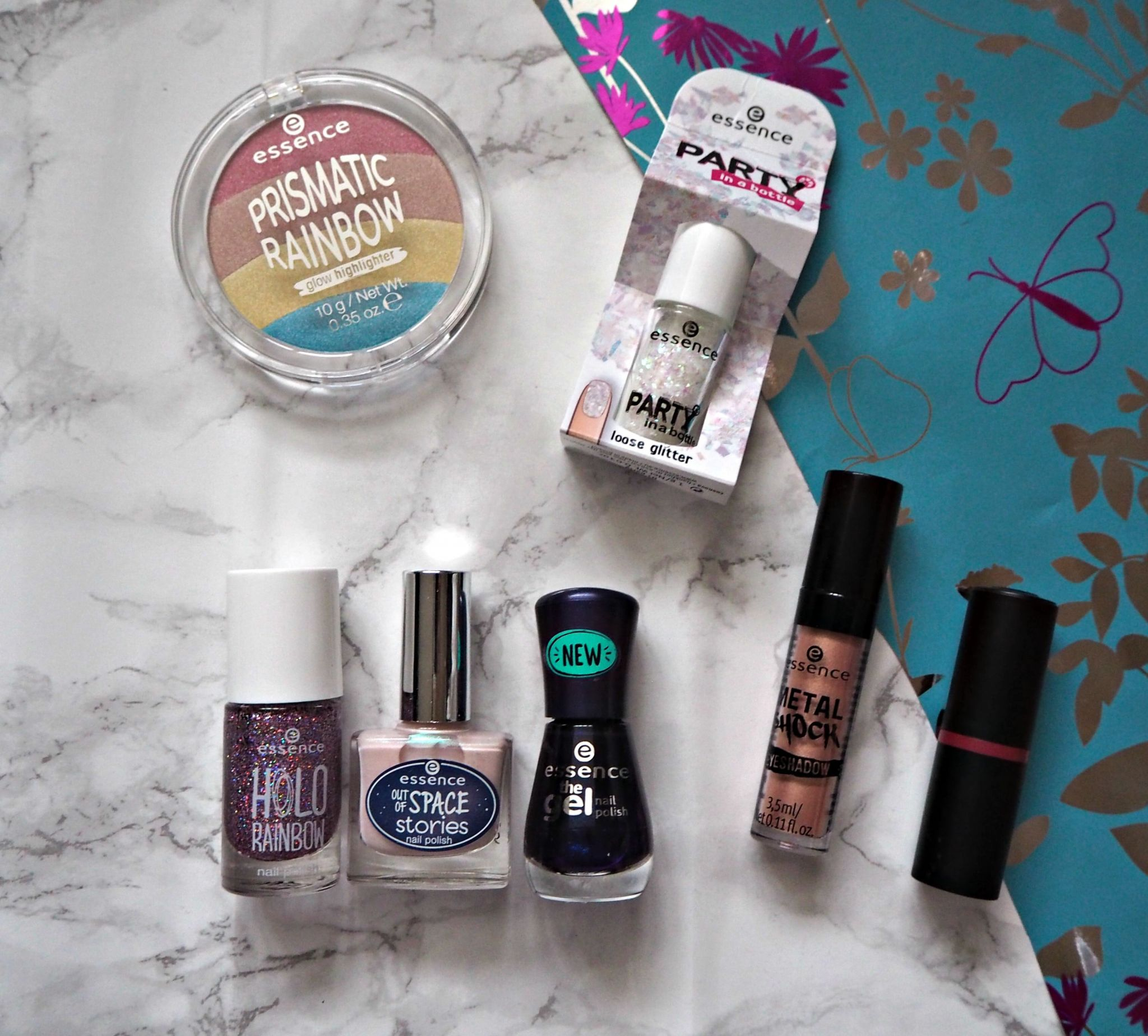 Essence Makeup Haul