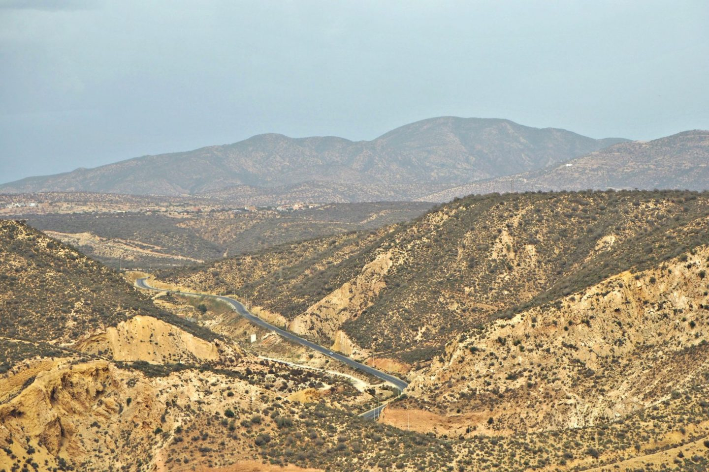 Agadir Mountains