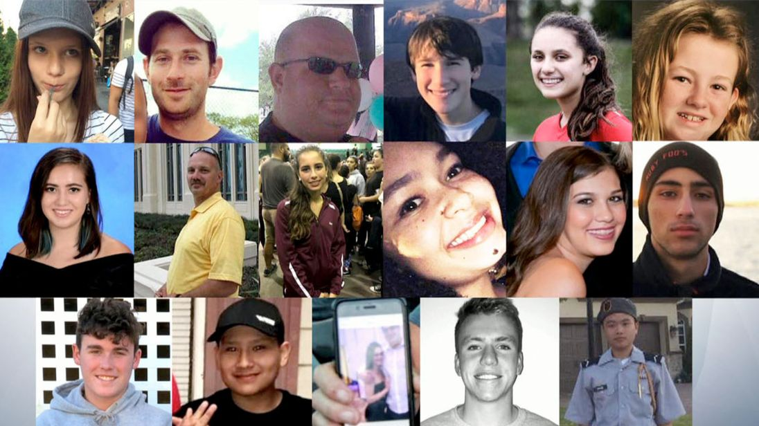 Florida Shooting Victims