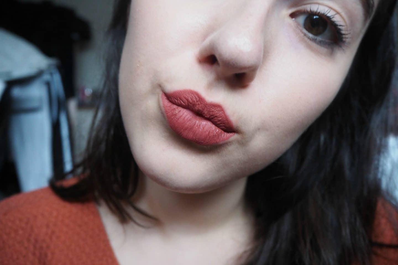 Gingerbread Lipstick