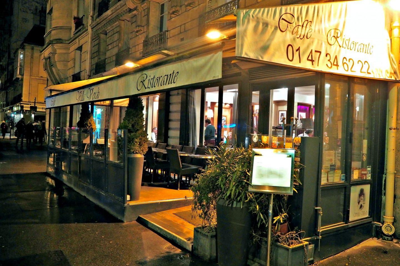 Villa Verdi Paris Restaurant