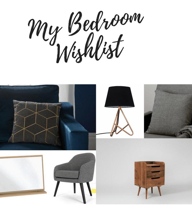 My Bedroom Wishlist