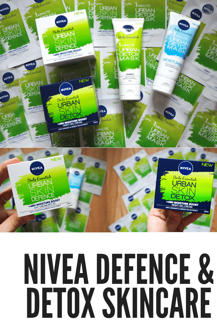 Nivea Skincare Range