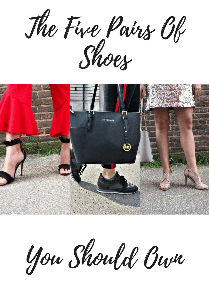 The Five Pairs Of Shoes