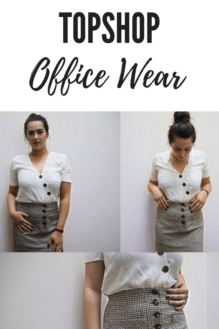 Topshop Office Wear