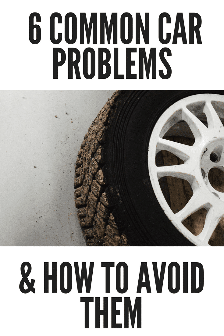 6 Common Car Problems