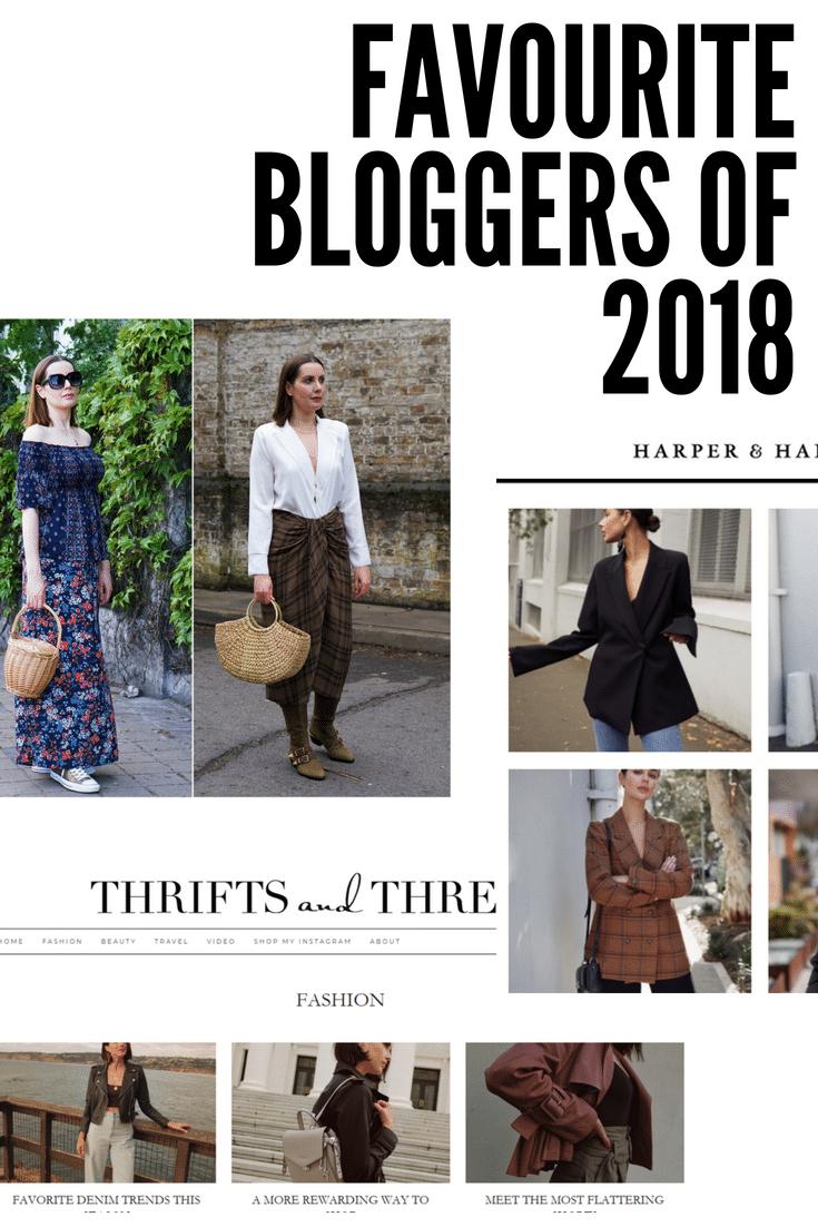 Favourite Bloggers