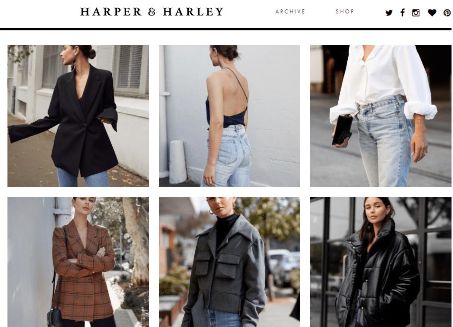 Harper & Harley