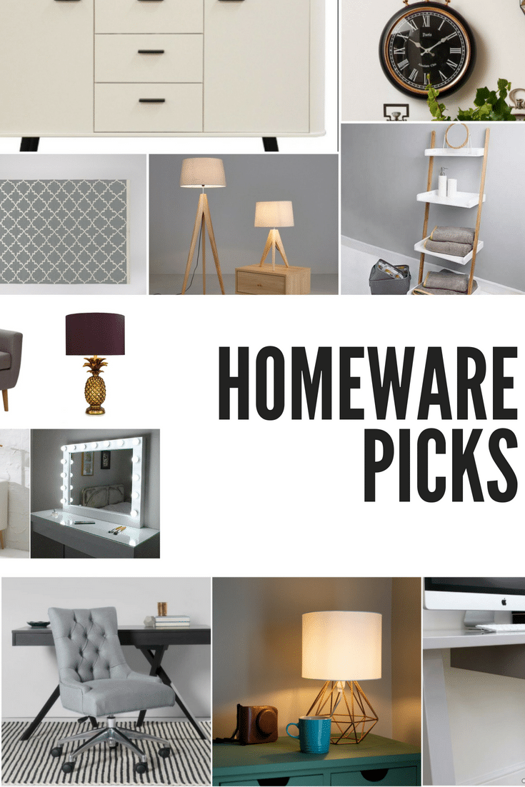 Homeware Picks