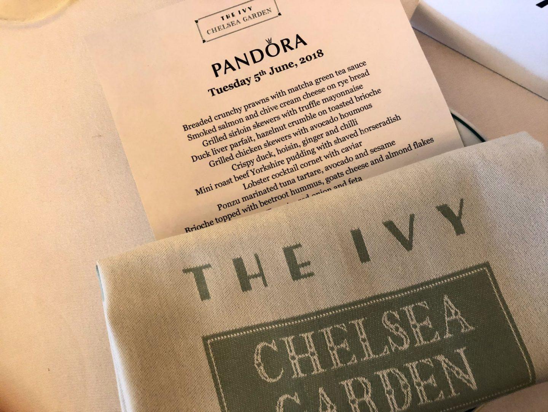 Pandora The Ivy