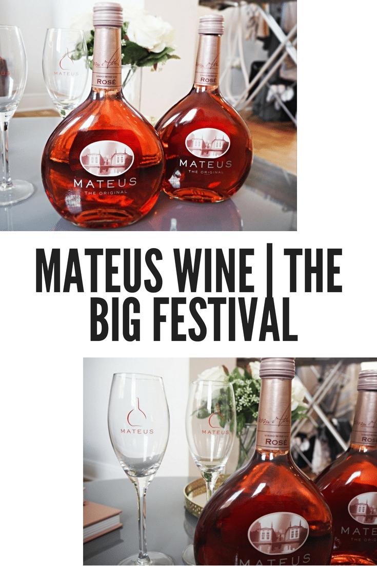 Mateus Wine