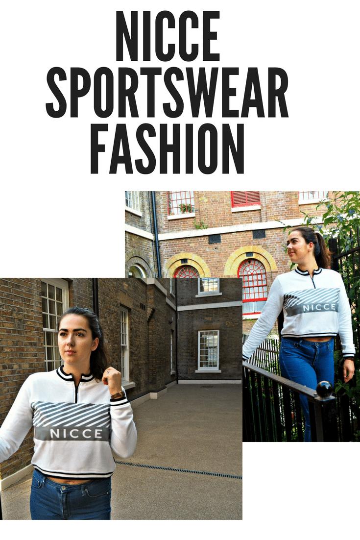 NICCE Sportswear