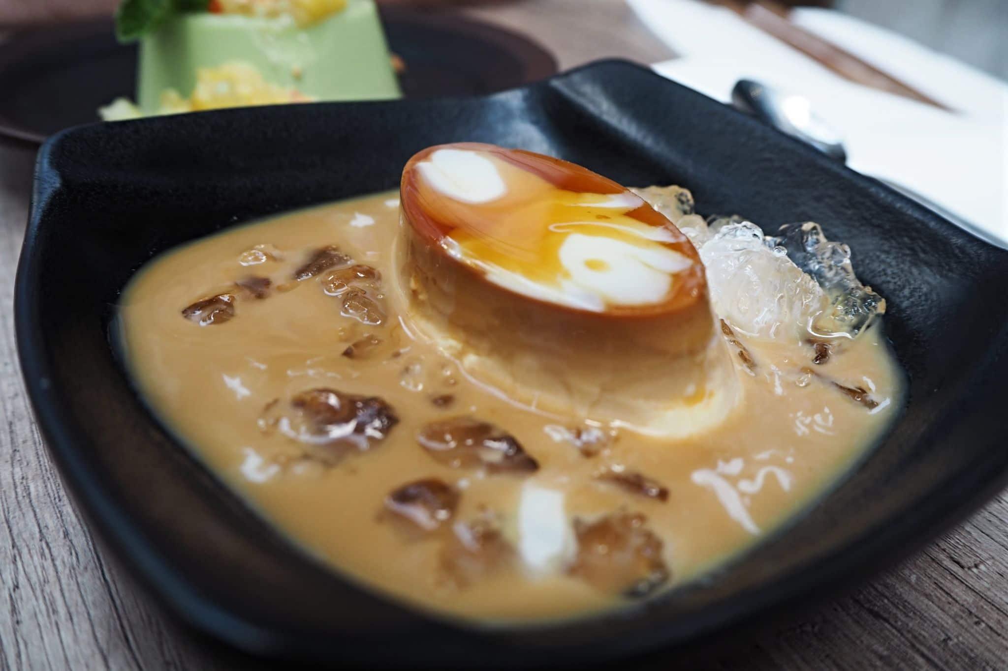 Vietnamese Flan Caramel