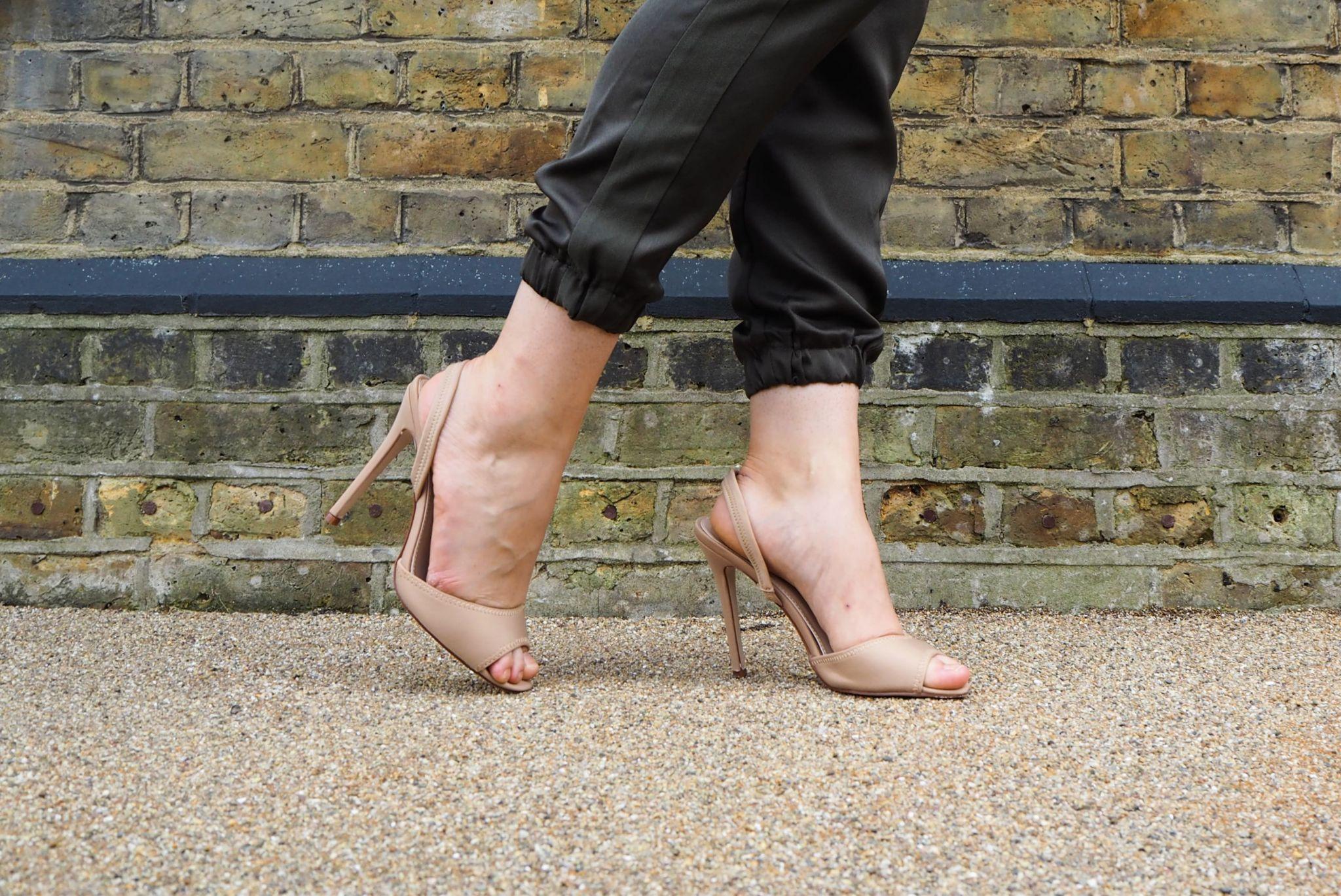 Hidden Fashion Footwear