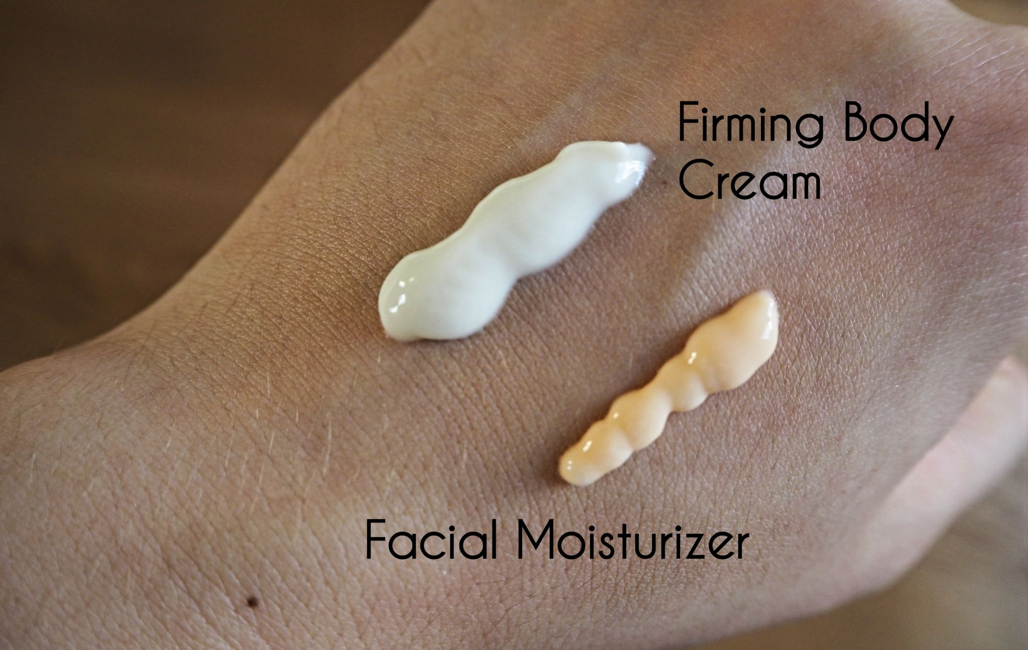 Skincare Swatches