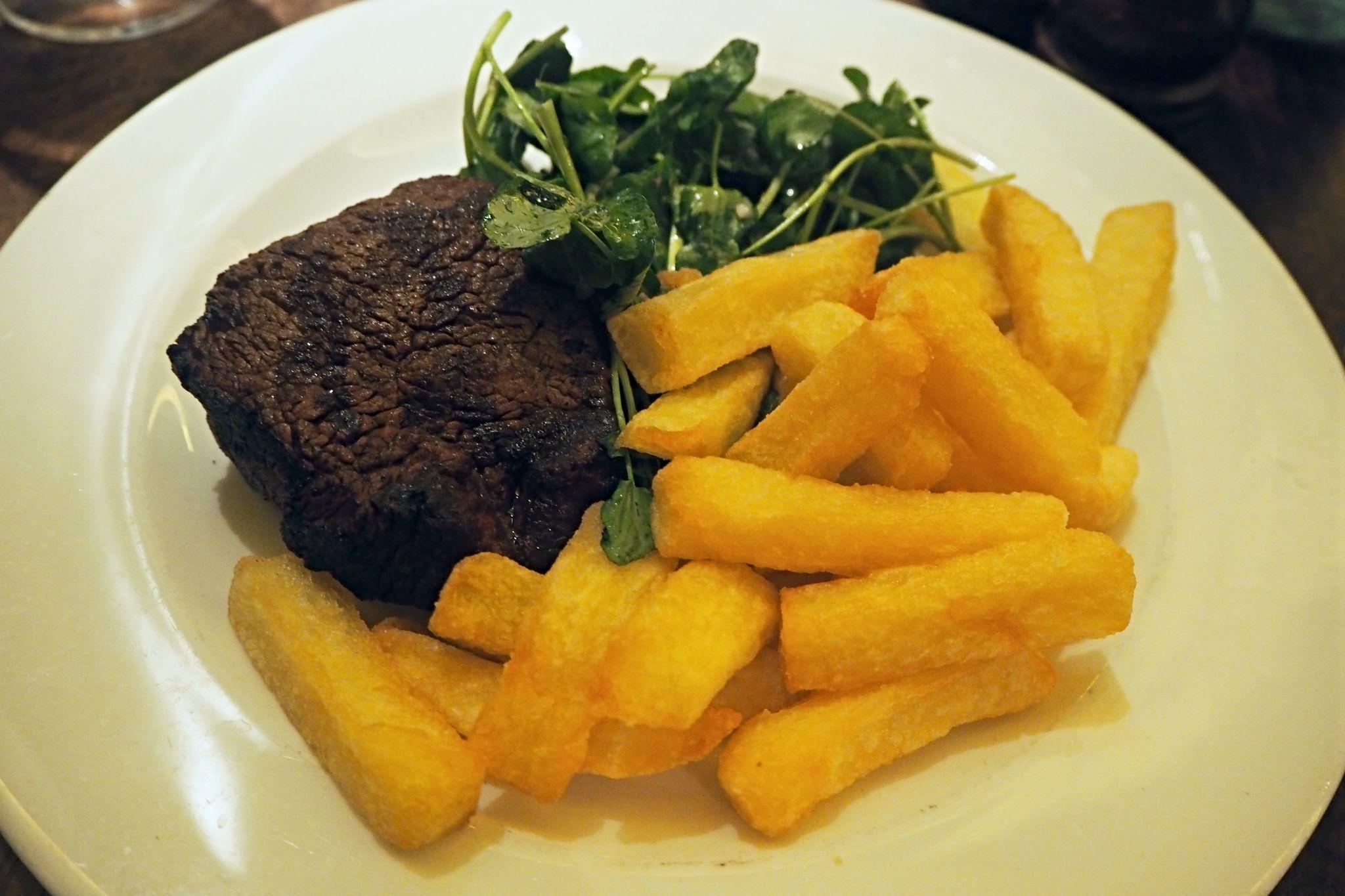 35 Day Rump Steak