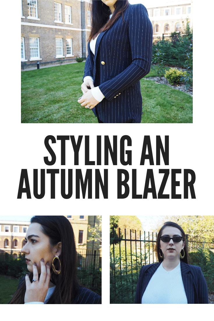 Autumn Blazer