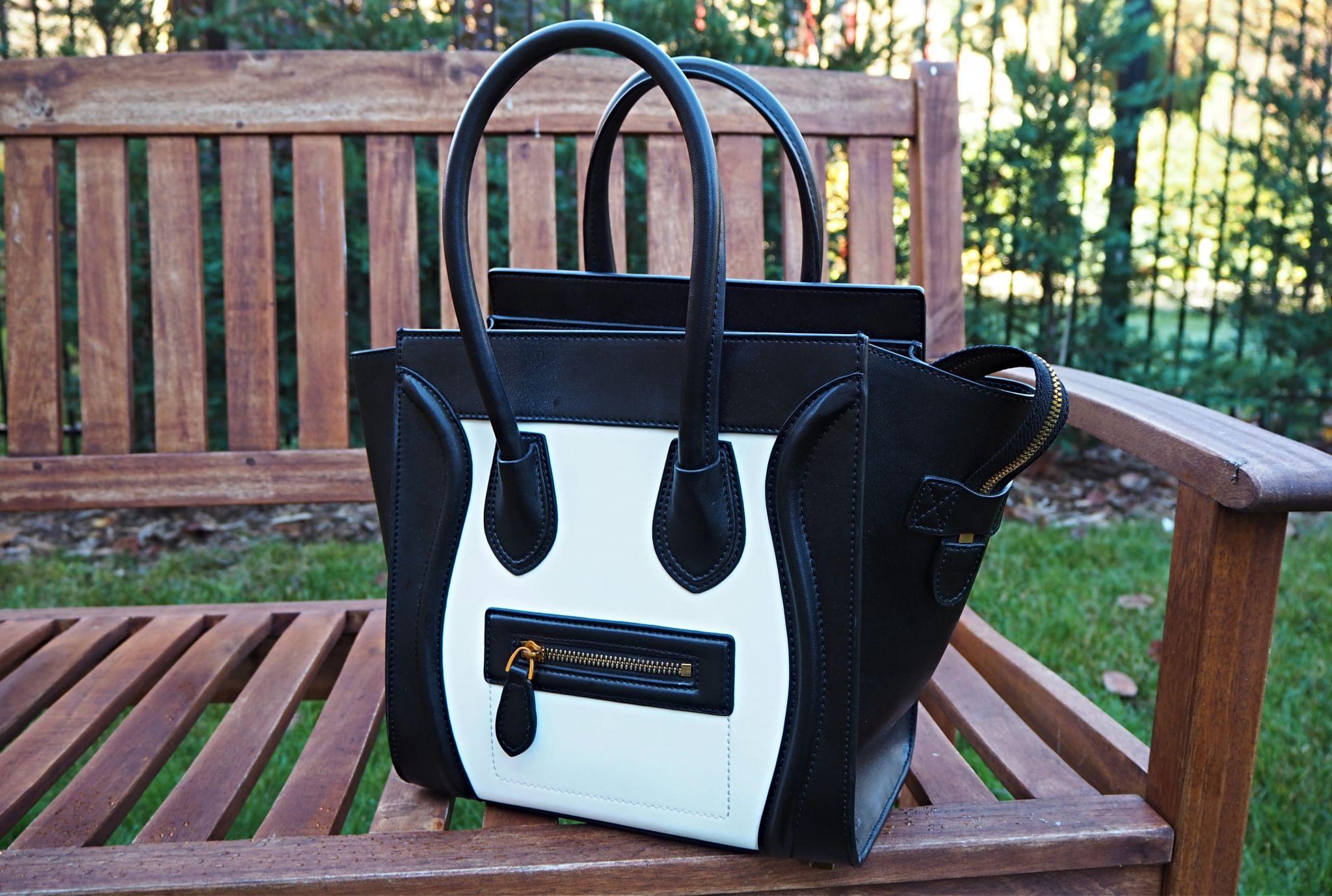 Celine Dupe Bag Eva Leather