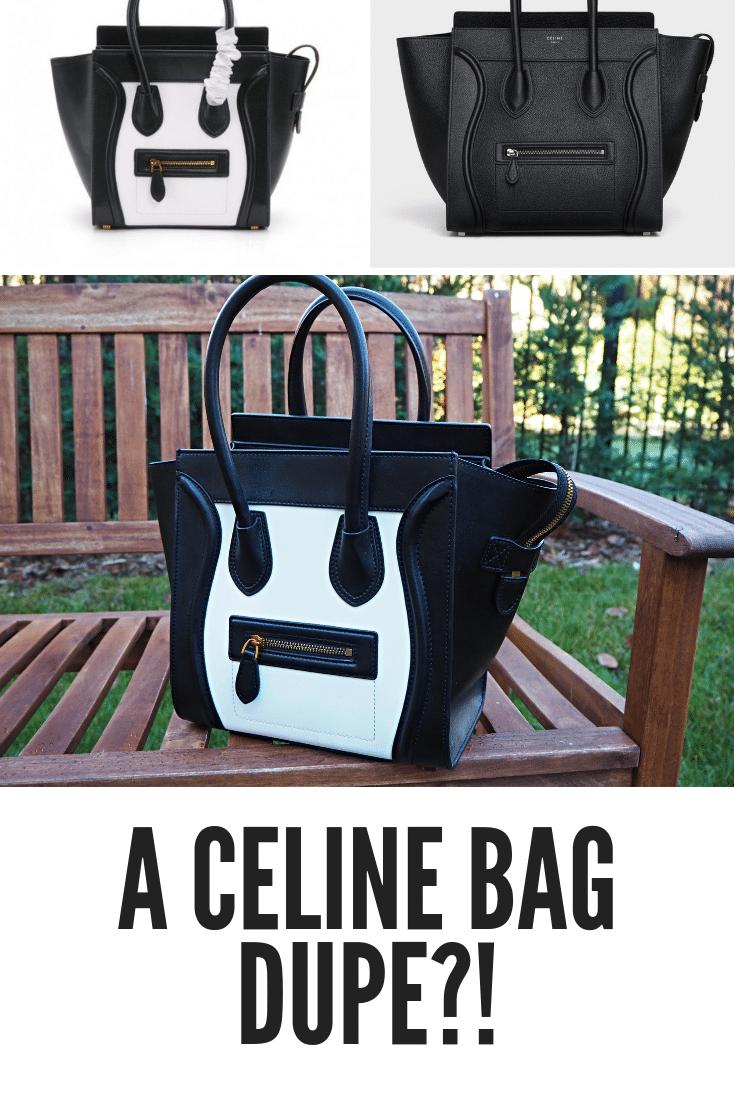 Celine Dupe Bags