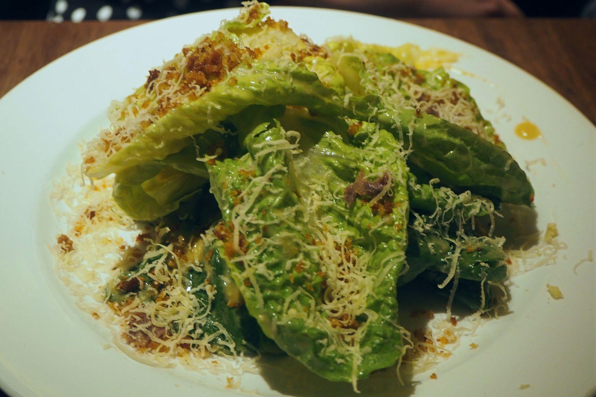 Doddington Ceasar Salad