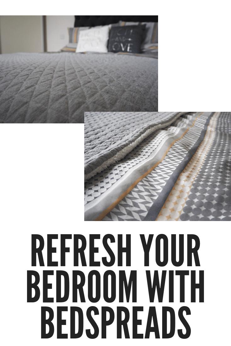 Refresh Bedspread