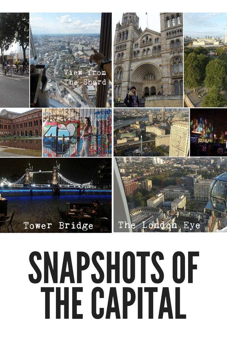 Snapshots of the Capital