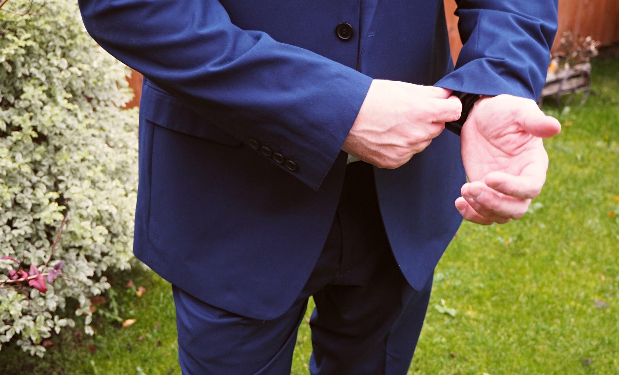 Suit Cuffs