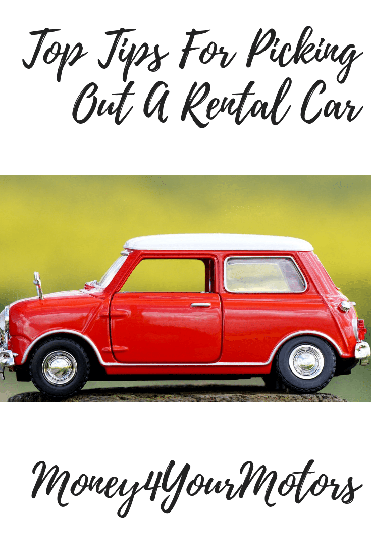 Tips For Rental Cars