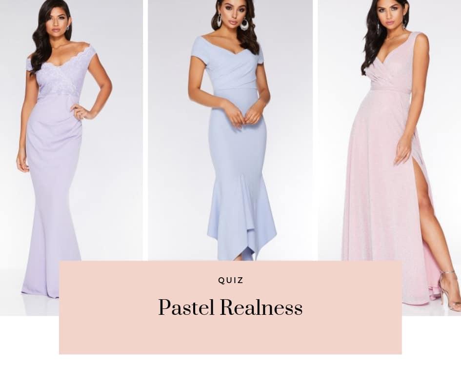 Pastel Realness